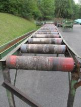 PAUL Woodworking Machinery - Used PAUL BM/R 2003 Belt Conveyor For Sale Germany