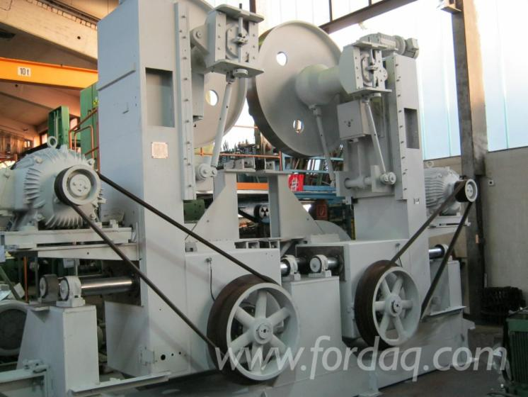 Used-Canali-ML-1400-TWIN-1977-Band-Resaws-For-Sale