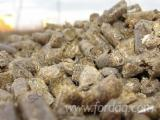 Firewood, Pellets And Residues - ISO-9000 Wood Pellets 8-10 mm
