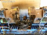 Used 2003 MEM TeleTwin circulaires Double Blade Log and Timber Saw in France