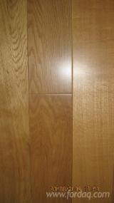 Engineered Wood Flooring - Multilayered Wood Flooring - Oak (European), One Strip Wide