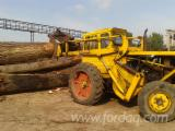 Skidding - Forwarding, Grapple Skidder