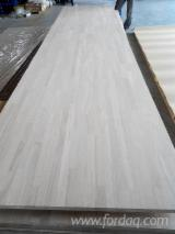 Parquet - Rubberwood Finger jointed Boards/ Finger Jointed Wood/ Birch finger jointed