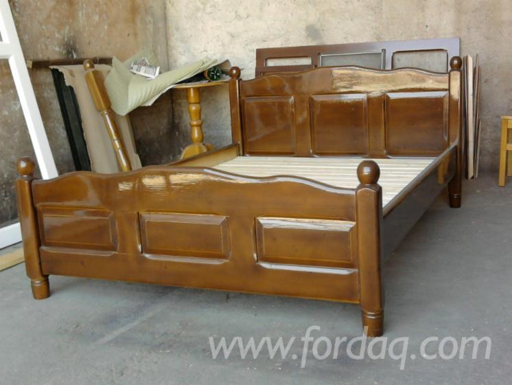 Chambre A Coucher Moderne En Bois Massif. Chambre A Coucher Moderne ...
