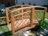 Garden Products For Sale - A large range of wooden products in different versions and dimensions