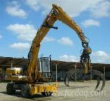 Log Handling Equipment - Used Liebherr 1996 Log Handling Equipment For Sale Romania