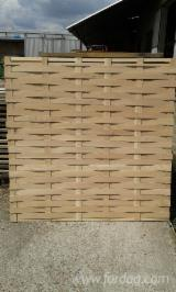 Europe Garden Products - Solid oak shading blades