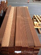 Exterior Decking  Germany - Bangkirai (Yellow Balau), FSC, Decking (E2E)