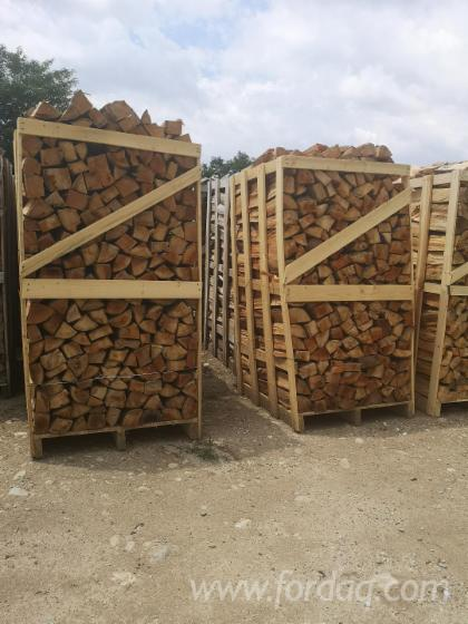 Buche Brennholz Gespalten 6; 8; 10; 12; 14; 20 cm