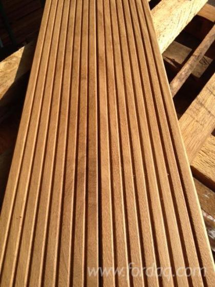 Wholesale Dabema Exterior Decking Anti Slip Decking 2 Sides