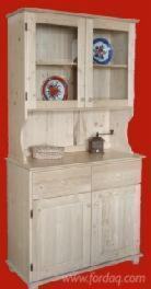 Vender Armários De Cozinha Tradicional Madeira Macia Européia Abeto (Picea Abies) - Whitewood Harghita Roménia