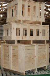 Cutii - Paleti si ambalaje lemn