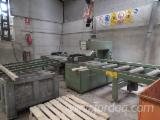 Used BOTTENE TR 1000 1995 Circular Resaw For Sale in Italy