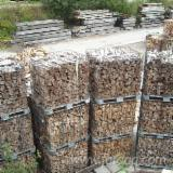 Firewood, Pellets And Residues Air Dried 24 Months - PEFC/FFC Beech Firewood/Woodlogs Cleaved 10-20 cm