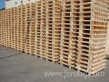 Buy Or Sell Wood Moulded Pallet Block - Pallets 1000x720 mm