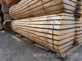 Hardwood  Unedged Timber - Flitches - Boules For Sale Germany - European Oak lumber