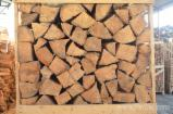 Wholesale  Firewood Woodlogs Cleaved Romania - Wholesale Fir (Abies alba, pectinata) Firewood/Woodlogs Cleaved in Romania