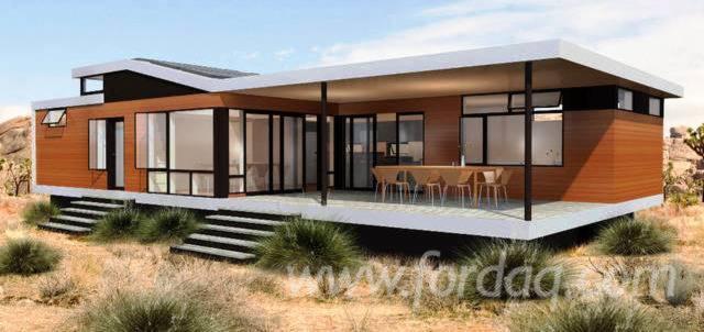 vend maison bois poteaux poutres sapin r sineux europ ens roumanie. Black Bedroom Furniture Sets. Home Design Ideas