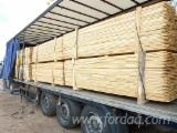 Hardwood - Square-Edged Sawn Timber - Lumber  - Fordaq Online market Acacia pickets request