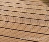 Pine (Pinus sylvestris) - Redwood, Decking (E2E)