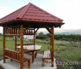 Pergola - Arbour Garden Products - Spruce Pergola - Arbour from Romania