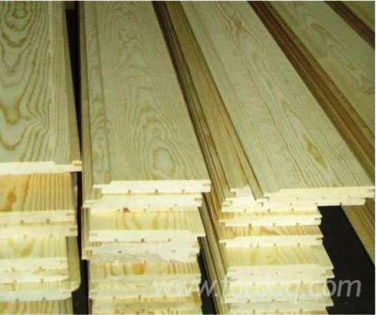 Spruce-%28Picea-abies%29---Whitewood--Interior-Wall-Panelling--Romania
