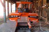 HTP Woodworking Machinery - New HTP Log Band Saw Horizontal For Sale Bosnia - Herzegovina