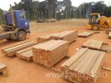 Sawn Lumber: Azobe Short