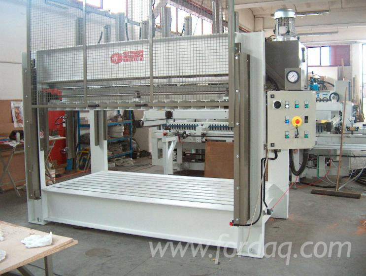 NEW-HIGH-FREQUENCY-HYDRAULIC-PRESS-BRAND-CMB-BAIONI-MOD-