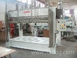 New 1st Transformation & Woodworking Machinery For Sale Italy - NEW HIGH FREQUENCY HYDRAULIC PRESS BRAND CMB BAIONI MOD. CRV-S