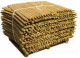 Kaufen Oder Verkaufen Holz Garteneinfassung - Jaegerzaun, Senkrechtzaun, Rundholzzaun