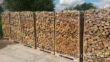 Firelogs - Pellets - Chips - Dust – Edgings - Beech (Europe) Firewood/Woodlogs Cleaved in Slowakische Republik/Polen in Poland