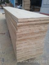 Massivholzplatten Zu Verkaufen China - 1 Schicht Massivholzplatten, Paulownia