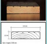 Exterior Decking  - Siberian Pine Exterior Decking Decking (E2E) from Romania, Suceava