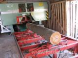 New MEBOR HTZ Log Band Saw Horizontal For Sale Slovenia