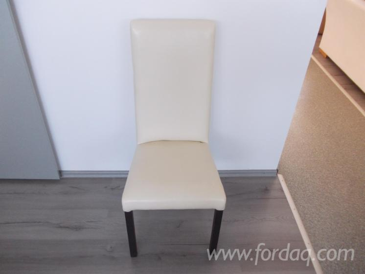 Contemporary-Beech-%28Europe%29-Piele-Ecologica-Kitchen-Chairs-Scaun-Tapitat-De-Bucatarie
