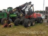 Buy Or Sell Used Wood Forest Tractor France - Skidding - Forwarding, Harvester, Valmet