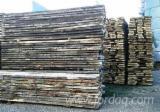 Hardwood  Unedged Timber - Flitches - Boules - Poplar, I214 Clone Loose from Romania, Bihor