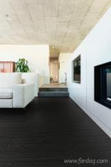 Engineered Wood Flooring - Multilayered Wood Flooring CE - Oak Multilayer flooring - Black and White Collection - Manufacturer offer
