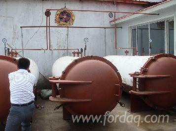 Wood-Treatement-Equipment-and-Boilers--Steam-Chamber