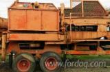 Forest & Harvesting Equipment Mobile Debarker - Used Valon Kone VK 16 Mobile Debarker Romania
