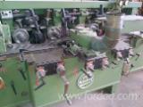 MOULDER MACHINE BRAND WEINIG MOD. UNIMAT 17/N