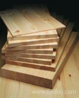Edge Glued Panels Oak European Demands - Pine Edge glued panels