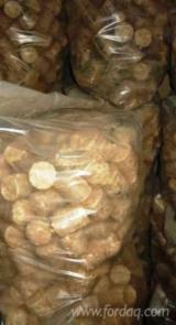 Pellets - Briquets - Charcoal, Wood Briquets, Oak (European)