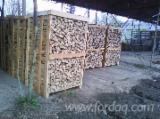 split firewood from oak