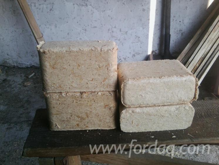 木颗粒 - 煤砖 - 木炭, 木砖, all specie图片