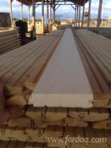 Wholesale  Glued Board - Pine (Pinus sylvestris) - Redwood, S4S