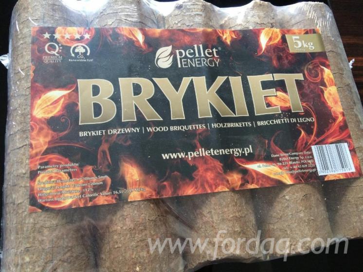 Pellets---Briquets---Charcoal--Wood-Briquets--50--pine