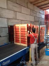 Macchine Lavorazione Legno In Vendita - Linea di Produzione Imballaggi Cekamon Saws BV Nuovo Kantelaar K in Olanda