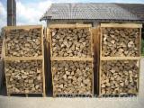 Firewood, Pellets And Residues - Beech Firewood/Woodlogs Cleaved 8-13 cm